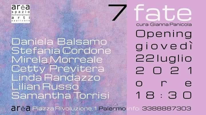 Locandina 7 fate_Palermo