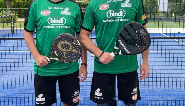 Matteo BRanciamore e Emiliano Ragno
