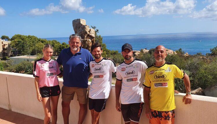 Sofia Bruscoli, Giacomo Ciccio Valenti, Matteo Nicoletta, Gilles Rocca, Roberto Ciufoli