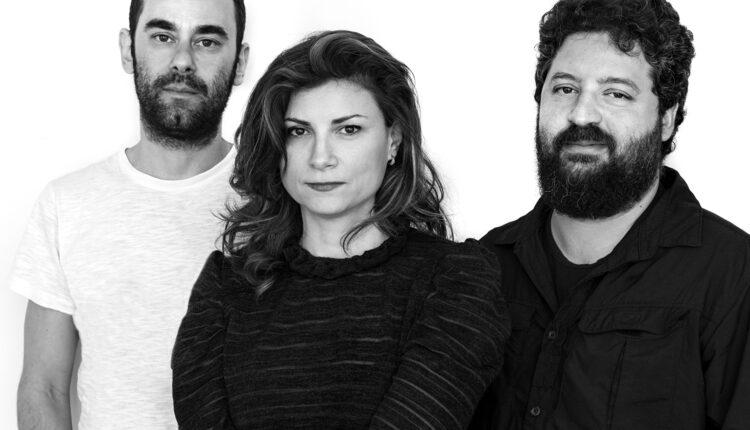 Tania Giannouli Trio by Savvas Lazaridis