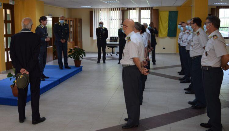 Visita Gen. D. Riccardo Rapanotti