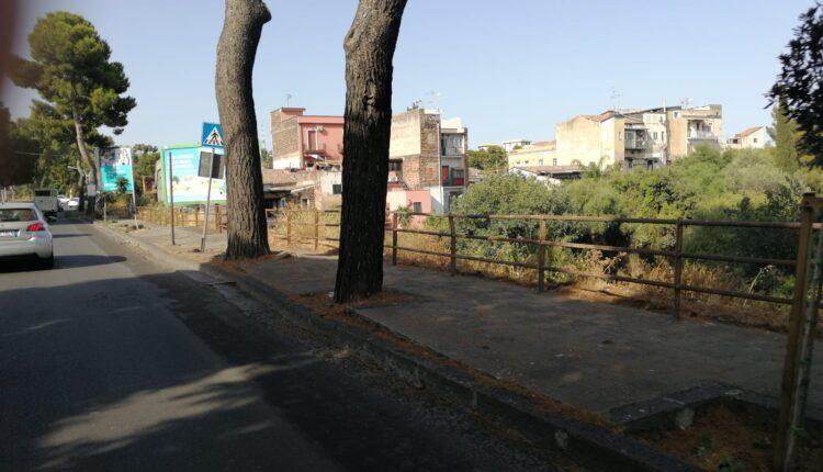 marciapiedi viale usodimare (2)