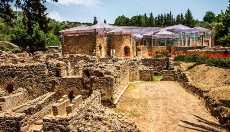 villa romana Cuticchi