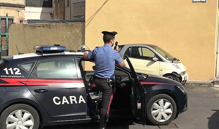 Arresto CC Radiomobile CT
