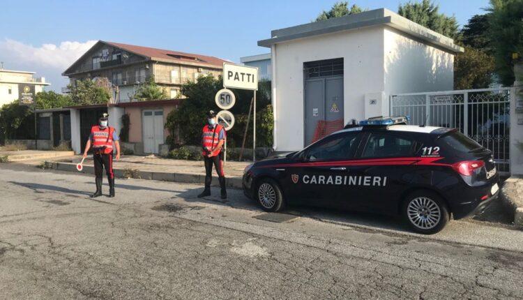 Carabinieri Compagnia Patti