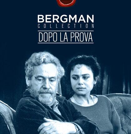 DOPO LA PROVA, regia di Ingmar Bergman, 1984