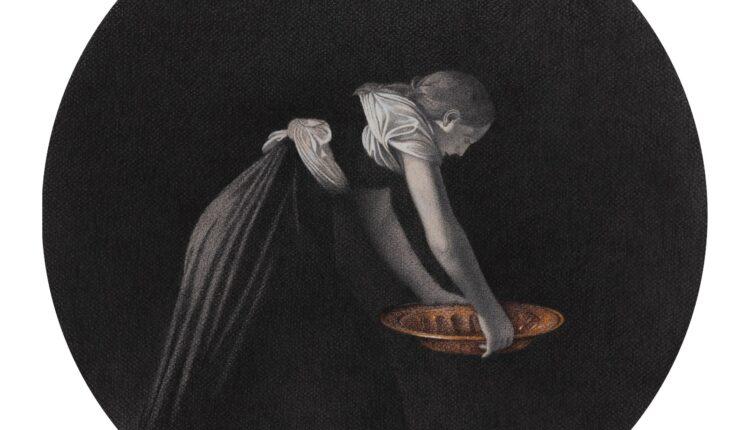 G. Colombo, Dalla decollazione di san Giovanni di Caravaggio