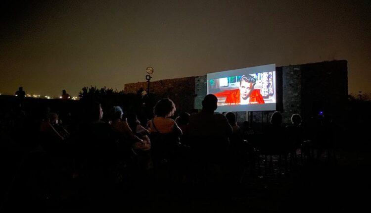 LIPARI, Rassegna_Il cinema al museo, giugno 2021 (Gioventù bruciata)