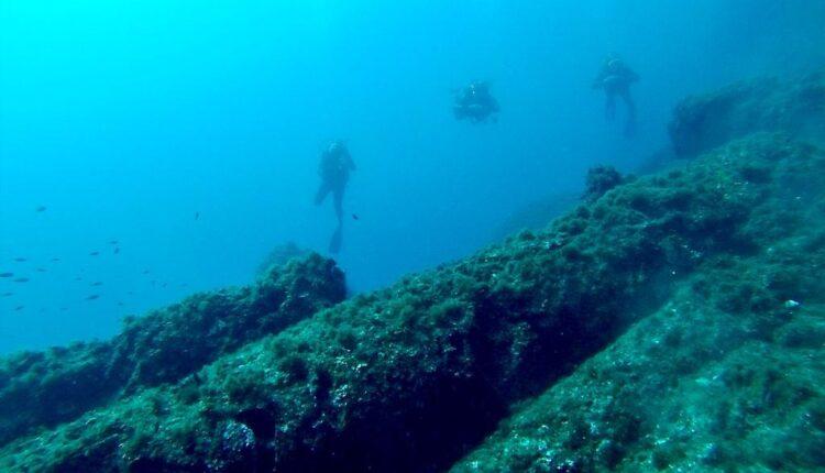 Parco Naxos Taormina, Relitto di Capo Taormina 1 (ph. Eddy Tronchet)