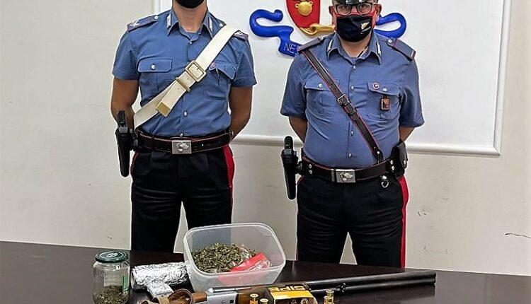 droga e armi Biancavilla