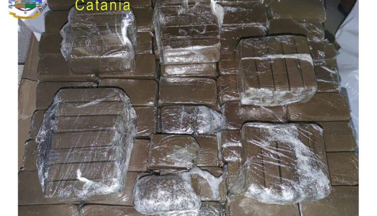 narcotraffico Catania