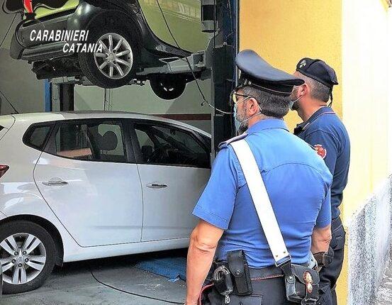 servizio controllo a Picanello