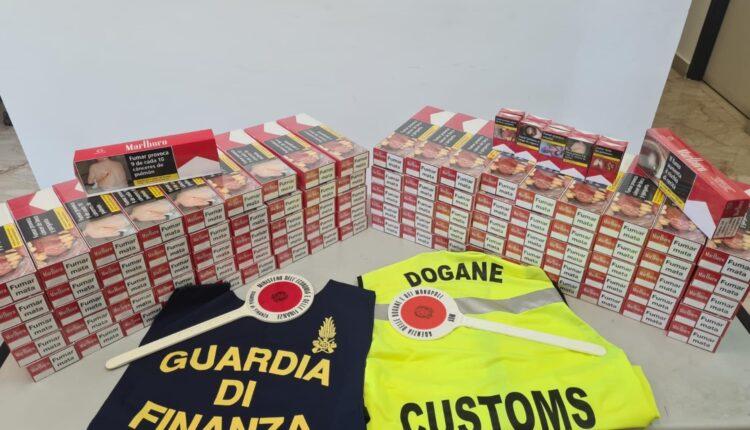 sigarette di contrabbando Palermo