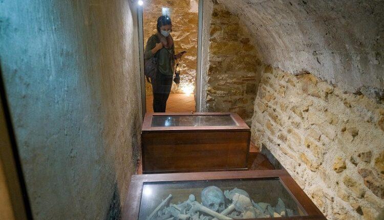 CALTANISSETTA Cripta san Domenico