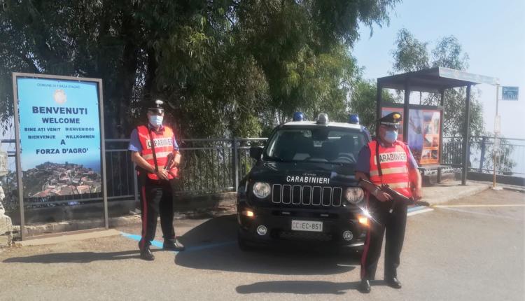 Carabinieri Forza d'Agrò