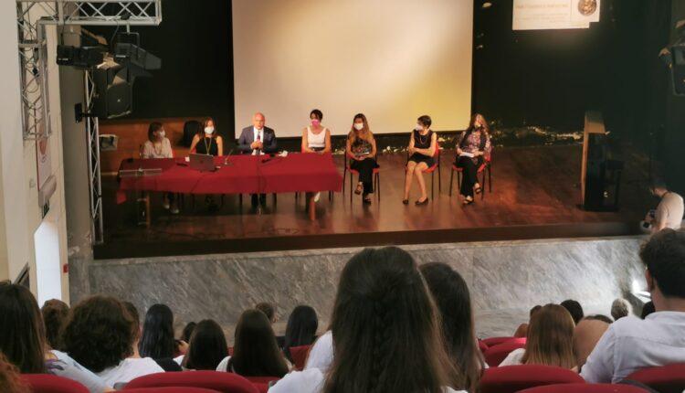 Liceo Meli Palermo – Inaugurazione anno scolastico 2021-2022