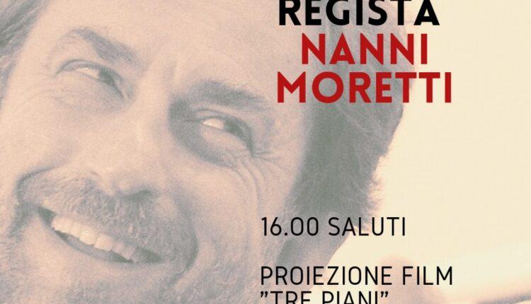 Locandina Nanni Moretti alla Multisala Apollo di Messina – Auditorium Fasola