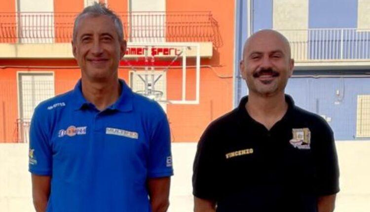 Massimiliano Farruggio e Vincenzo Castilletti