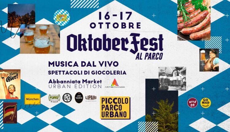 Oktoberfest 16-17 Ottobre