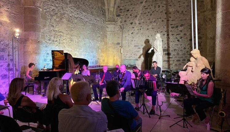 Pannonica Jazz Workshop, inaugurazione Classica & Dintorni 2021, 3 (ph. Melamedia)