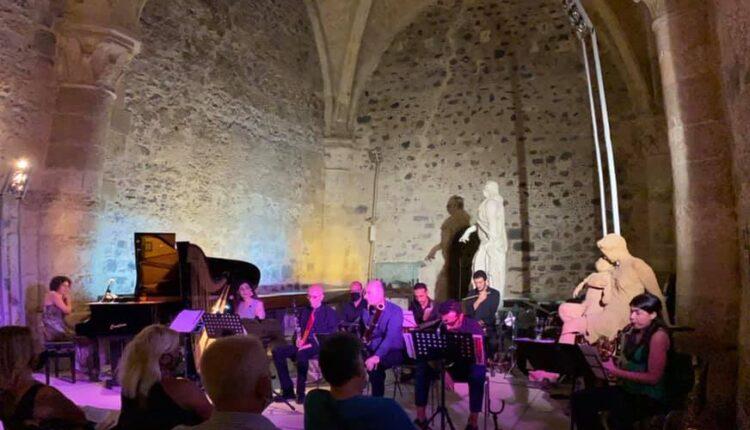Pannonica Jazz Workshop, inaugurazione Classica & Dintorni 2021 (ph. Melamedia)