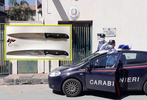 arresto CC Camporotondo Etneo
