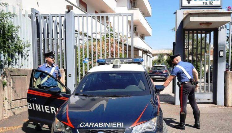 arresto CC Palagonia