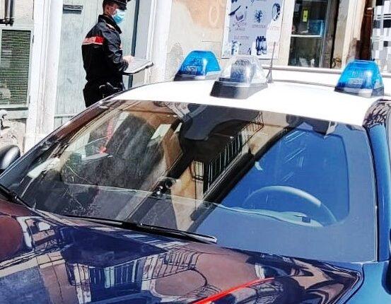 arresto RMB CT 25 settembre