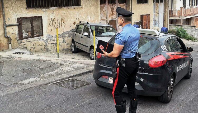 arresto via Dittaino