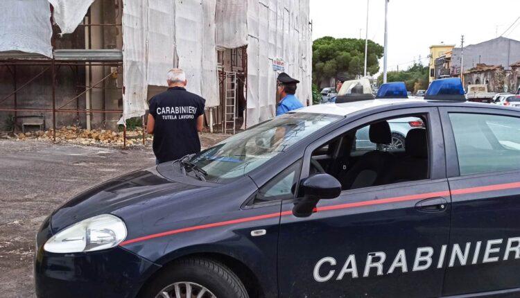 servizio CC Fontanarossa