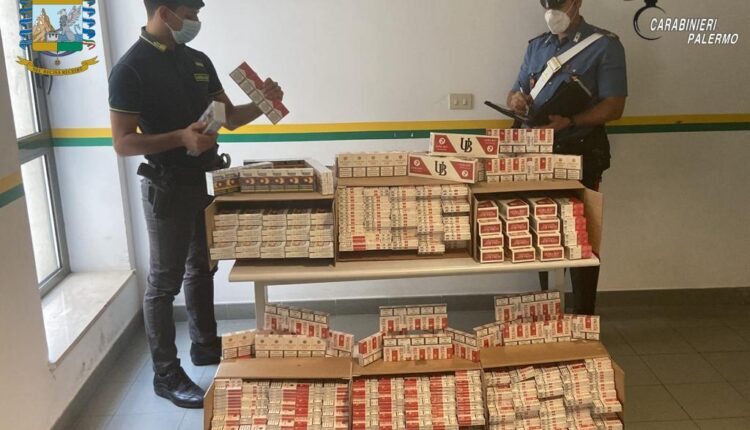 sigarette di contrabbando